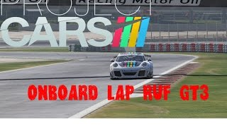 PROJECT CARS - RUF GT3 - ONBOARD LAP CATALUNYA