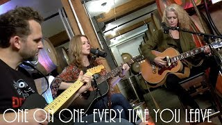 Cellar Sessions: Shelby Lynne & Allison Moorer - Every Time You Leave  8/20/17 City Winery New York