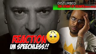 Disturbed - The Sound Of Silence [Music Video] *Reaction* (I'M SPEECHLESS)