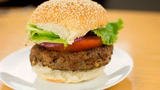 Beef Recipes: How To Make Hamburger Recipe | Afropotluck