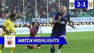 Chennaiyin FC 2-1 Hyderabad FC - Match 23 Highlights | Hero ISL 2019-20