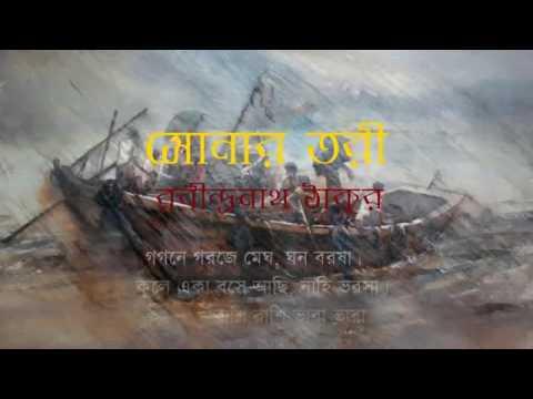 Robindhonnat Thakur Sonar Tori Kobita