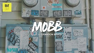 (free) Old School Mobb Deep type beat x 90s boom bap hip hop instrumental | 'Mobb' by GRANDON BEATS