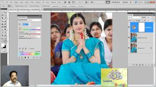 Repeat youtube video PHOTOSHOP TRAINING DRESS COLOUR CHANGE