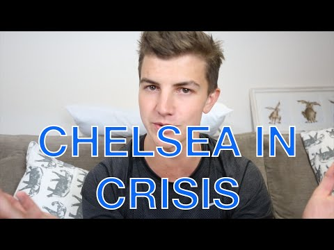 CHELSEA IN A DIRE CRISIS