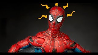 Spider-Man: Infinity War | Mejores Momentos | Stop Motion