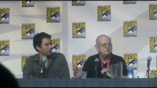 Comic-Con 2009: Alien Trespass Panel
