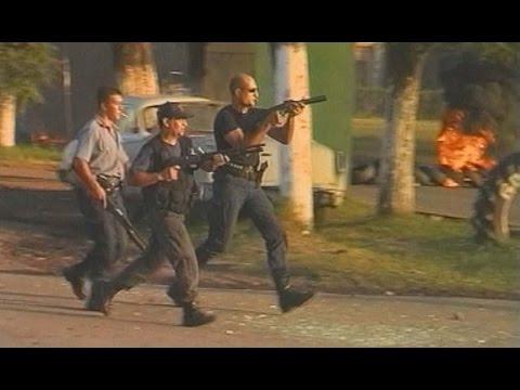 Pedacitos de Cristal - Documental TV Crisis del 2001 en Rosario