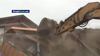 #Bridgeport News: Boys Girls Club Demolition Begins
