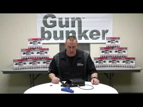 Best Car Gun Safe - Gunbunker GS-1