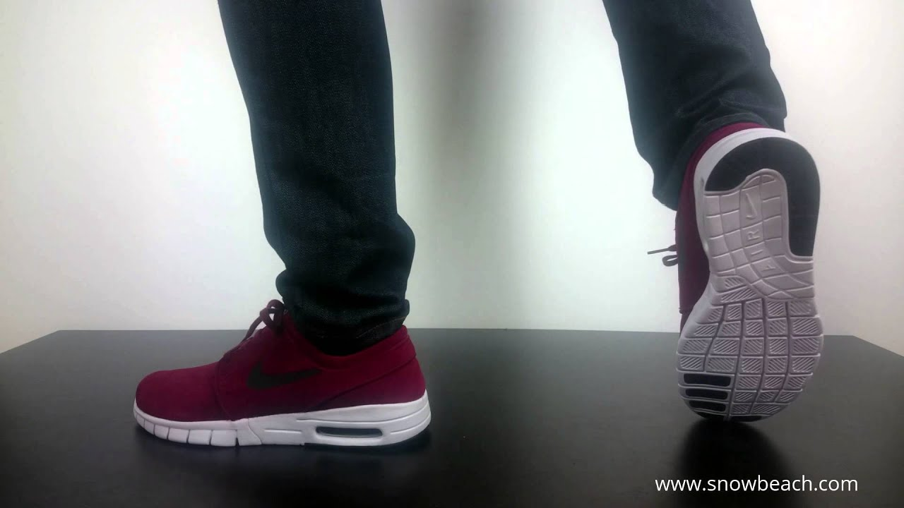 NIKE SB STEFAN JANOSKI MAX L team red black white 685299 601