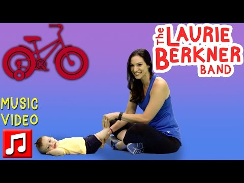 """Bicycle"" by The Laurie Berkner Band from Superhero Album"