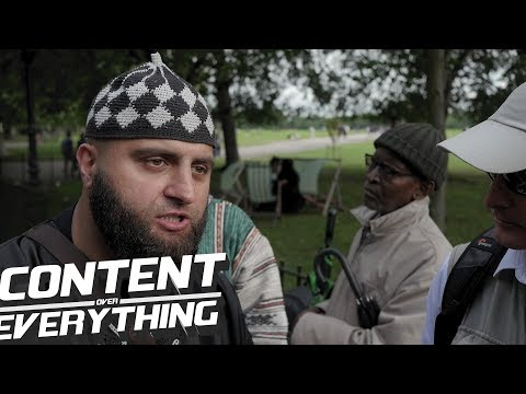 Abdul Hamid (Muslim) and Rob (Atheist) Discuss The Implications of Limiting Speech...