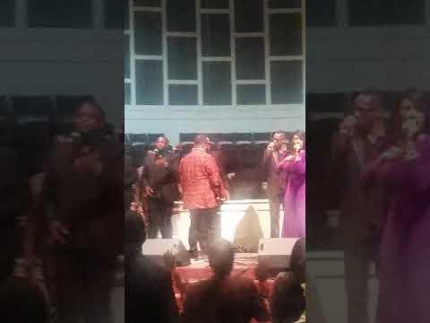 Hezekiah & Monique Walker@ Brookland Baptist(3)