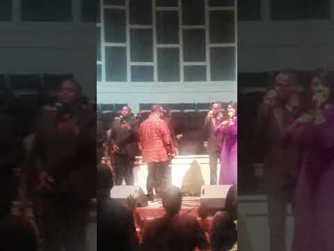 Hezekiah & Monique Walker@ Brookland Baptist(3)