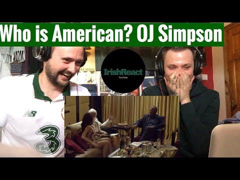 Who is America? OJ Simpson (Reaction!)