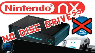 #Nintendo NX With No Disc Drive!! My Thoughts|IS THIS A GOOD IDEA!!