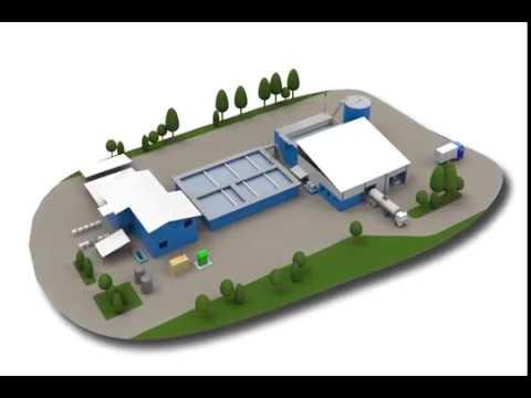 Marel Water Treatment At A Fish Processing Plant