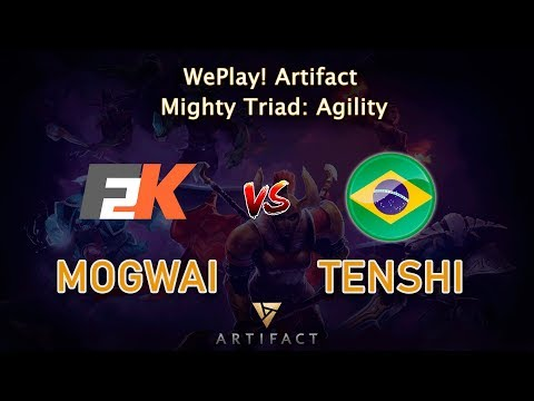 Mogwai vs TenShi vod