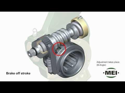 MEI Automatic Slack Adjuster - MEI Brakes - Video - Free