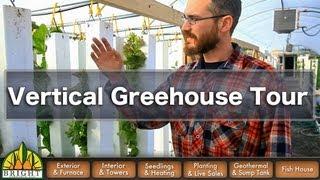 Bright Agrotech Vertical Farm Tour