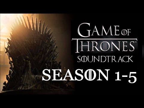 Game Of Thrones - Soundtracks Season 1-5