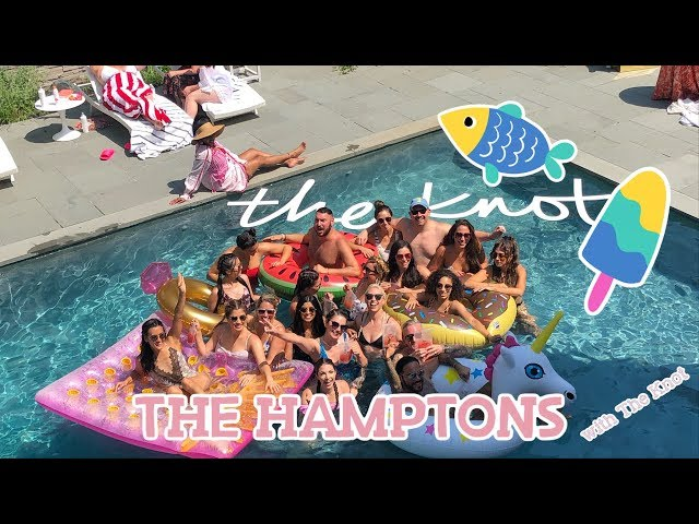 THE HAMPTONS WITH THE KNOT | adaatude