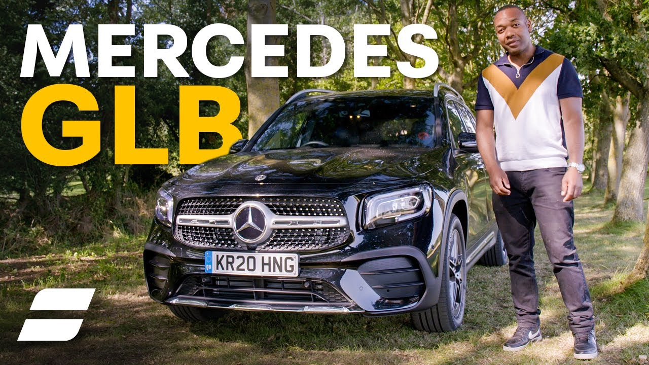 NEW Mercedes GLB Review: A Baby GLS 7-Seater