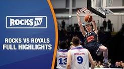 Rocks v Royals | Full Highlights