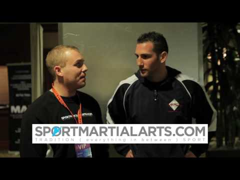 AKA Grand Nationals 2013 - Ross Levine Interview