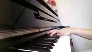 吳業坤 Kwan Gor - 原來她不夠愛我 - 鋼琴Piano Cover