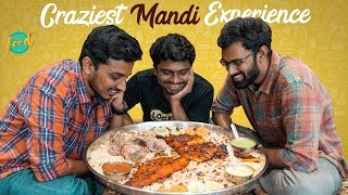 We Had ₹ 1500 Mandi | Hyderabad | ChaiBisket Food