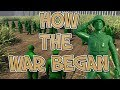 STORYTIME : How did the Army men war begin? (Episode one)