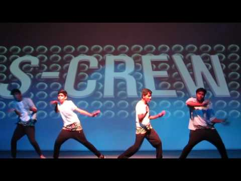 S-Crew's performance I Battle of the Bands 2016 I UAE I Our Own Boys