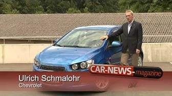 Chevrolet Aveo - Deutsch