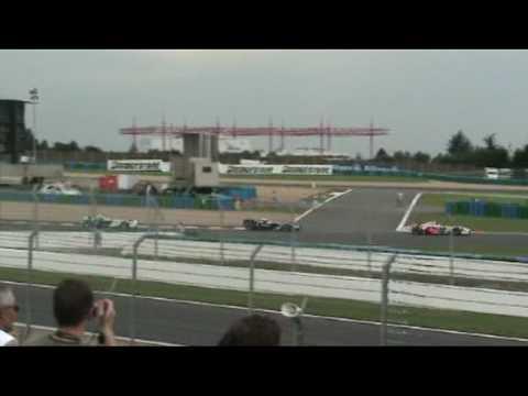 Grand Prix de France de Formule 1 à Magny-Cours