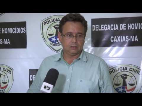 Presidiário é morto a tiros em Caxias