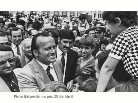 Perfil Francisco Pinto Balsemão