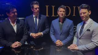 Baixar IL DIVO Timeless Tour New Zealand 24-10-2018