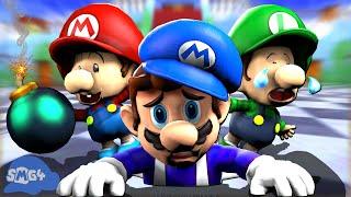 SMG4: Mario Babies