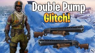 HOW TO USE *DOUBLE PUMP* IN FORTNITE SEASON 7 GLITCH FREE WINS