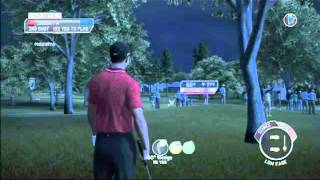 SloanerTW Tips for recovering from stickey situations in Simulation Mode Tiger Woods PGA Tour 14