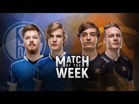 EU LCS Match of the Week: Fnatic vs. FC Schalke 04