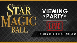 live abs cbn lifestyle star magic ball viewing party
