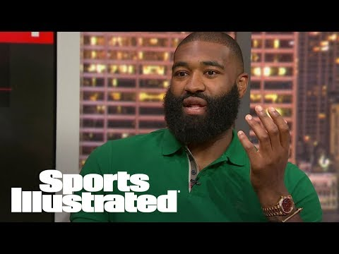 NBA Draft Show 2017: Kyle O'Quinn on Porzingis' Decision To Skip Exit Interview | Sports Illustrated
