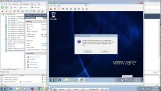 Installing VMware Tools on Virtual Machine Windows 7 VMware vSphere