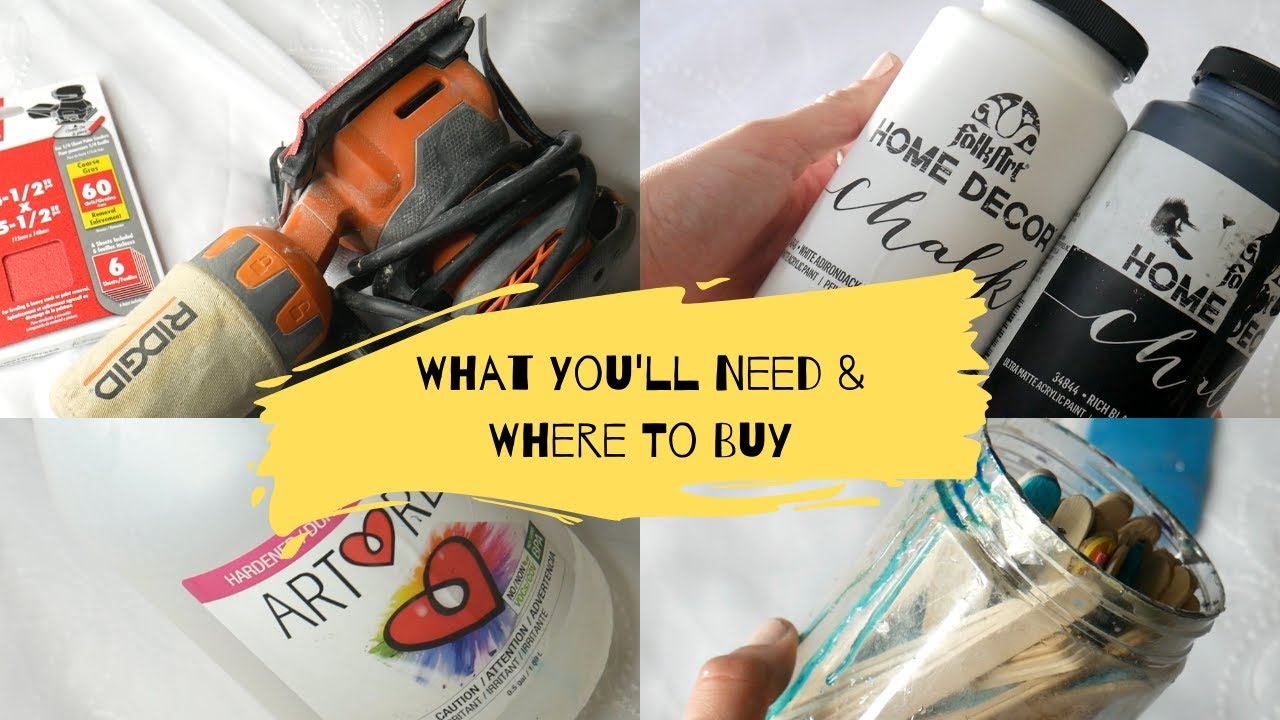 What You'll Need To Do Resin Art: Supplies & Where To Buy ...