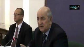 وزير السكن تبون يشفي غليله بأجراء تعديلات من انهاء مهام وترقيات وتحويلات لمدراء بالقطاع AADL - LPP