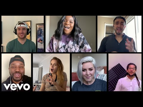 DCappella - Friend Like Me (Home Performance)