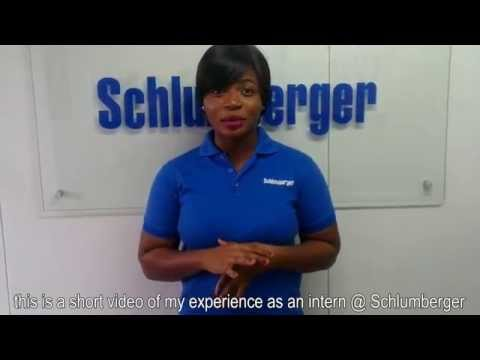 Schlumberger Intern Video Competition: The Winner